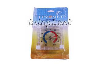 Уличный стрелочный термометр на липучке