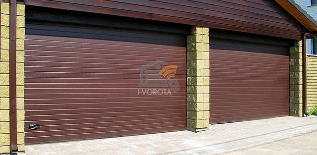 комплектующие для гаражных подъемных ворот