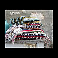 Полотенце Barine - Multicolor Blue Shade 50*100