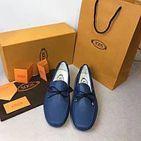 Мужская обувь мокасины - Tods