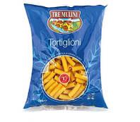 Макароны-Паста Tre Mulini Tortiglioni 1 кг