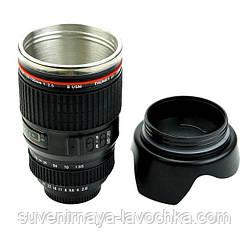 Термокружка об'єктив Canon 24-105L