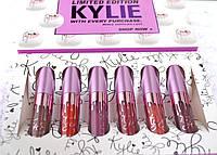 Набор жидких помад Kylie Limited Edition With Every Purchase 6 шт