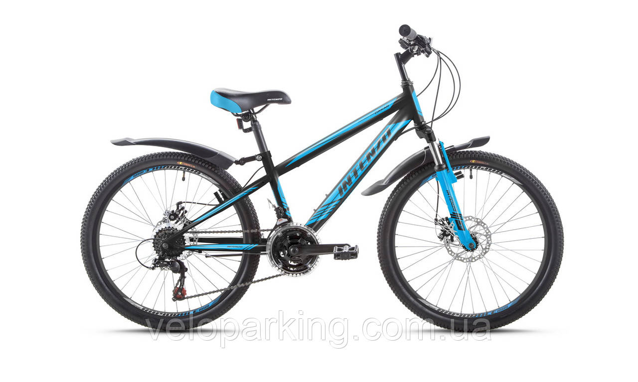 Горный подростковый велосипед Intenzo Dakar 24 (2018) DD new