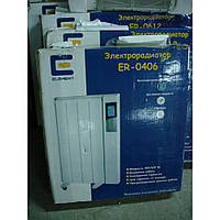 Електрорадіатор Element ER-0406, 0.6 кВт