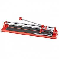 Плиткорез 500х14 мм штампованная станина  MTX