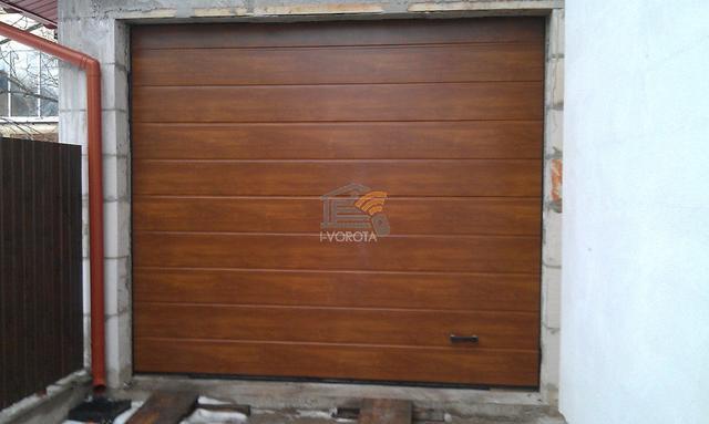 гаражные ворота подъемные ремонт