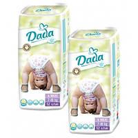 Dada Подгузники Extra Soft 4 maxi (7-18 кг) 104 шт 8594001938049 (2 упак. по 52 шт)