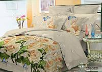 Ткань для постельного белья Полиэстер 85 T85-3221 (80м)