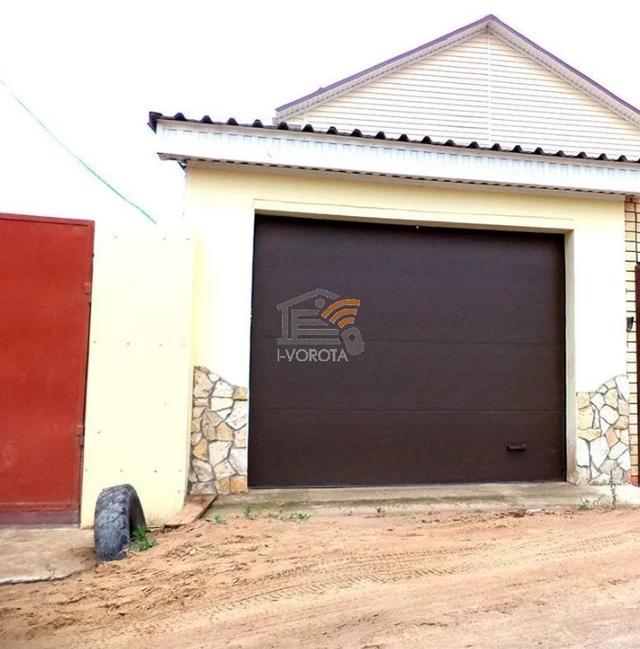 стяжки для гаражных ворот