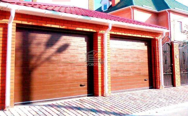 герметизация гаражных ворот