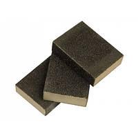 Набор губок шлифовальных 125х100х10 мм мягкая P60/80 P60/100 P80/120 3 шт  MTX