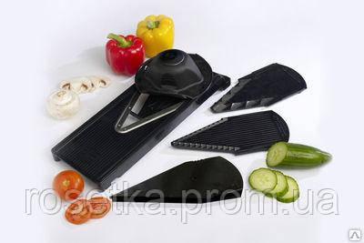 Кухонна ручна терка для овочів V Slicer Master Cut 2 з насадками