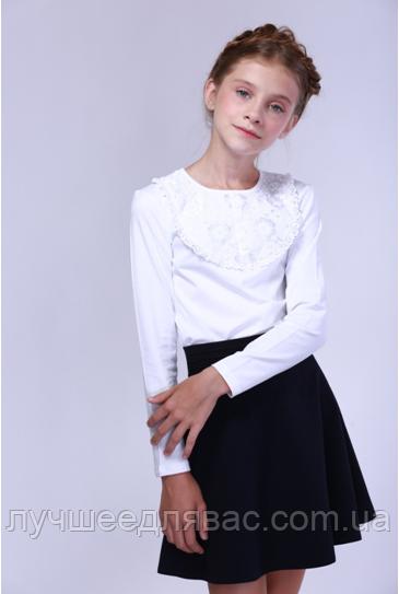 Блуза белая, фото 1