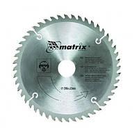 Диск пильный 160х20(16)х2,6 мм 48 зубьев  MTX