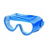 Очки защитные закрытого типа герметичные поликарбонат СИБРТЕХ