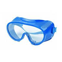 Очки защитные закрытого типа с прямой вентиляцией поликарбонат СИБРТЕХ