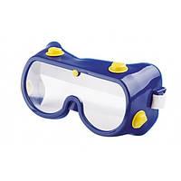 Очки защитные закрытого типа с непрямой вентиляцией поликарбонат СИБРТЕХ
