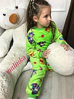 Пижама детская, герои Винни Пуха  (80-128 р.) 22П20024