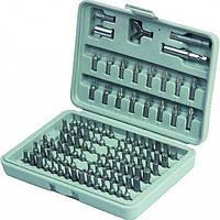 Набор бит PH,PZ,SL,T,HEX,Sp,TW,TS + магнитный держатель 100 предметов Sparta