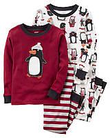 Детская пижама Carters на 12месяцев