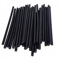 Термоклей 11,2 мм L-300 мм 1 кг черные Grad Sigma (2712035)
