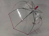 Детский прозрачный зонтик-грибок № 027 от Max Komfort