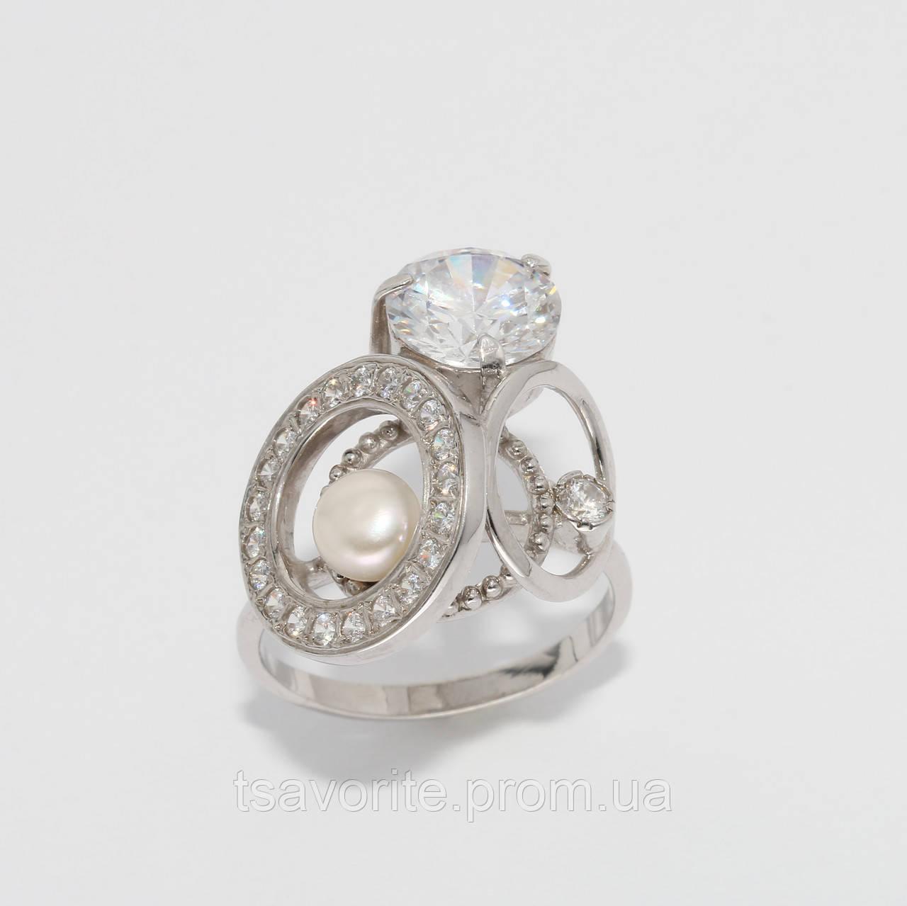 Серебряное кольцо 179КЮ