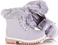 Женские зимние ботинки очень красивые размеры 39,40
