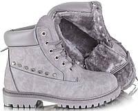Тёплые зимние ботинки по привлекательной цене  размер 36-41