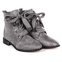 Женские красивые ботинки из новой коллекции весна-осень