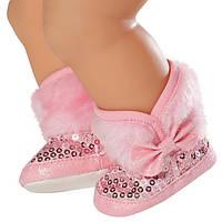 Сапожки зимние для куклы Zapf Baby Born Стильная зима 823880