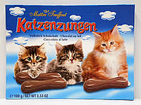 """Набор конфет Maitre Truffout """"Кошачьи лапки"""" 100 гр, фото 1"""
