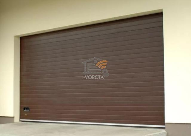 регулировка автоматических гаражных ворот видео