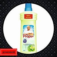 Средство для мытья полов и стен Mr.Proper Бодрящий лайм и мята 750 мл (50713093)