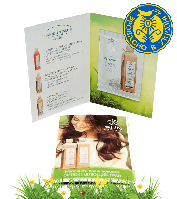 Маска для волос  White Mandarin— целебные травы (пробник)