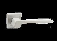 Дверная ручка на розетке MVM A-2016 WHITE (белый)