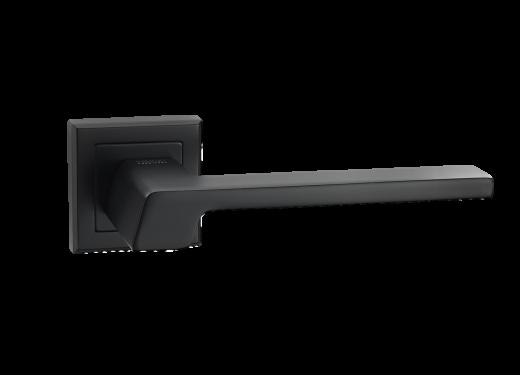 """Дверная ручка на розетке MVM A-2016 BLACK (черный) - Интернет-магазин """"Все для Новосёла"""" в Одессе"""