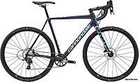 Велосипед Cannondale SuperX Apex 1, 2018, 56, синий