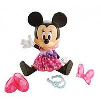 Disney Кукла Минни Маус 35 см  Junior 14 inch Minnie Large Doll
