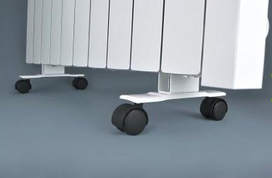 Подставки с колёсиками для напольной установки