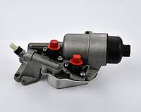 Корпус масляного охладителя и фильтра на Renault Trafic II 06->2014 2.5dCi - Renault (Оригинал) - 8200709764