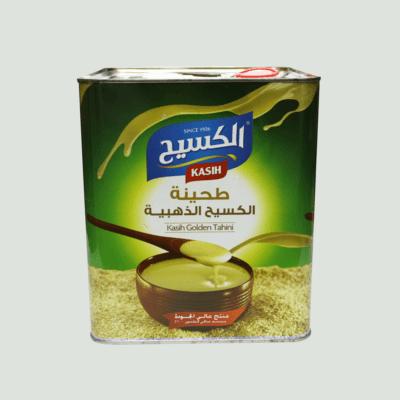 Кунжутная паста тахина 8 кг  Al Kasih