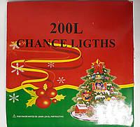 Новый год Гирлянда Электрическая 200 ламп 7-274 79633 Китай