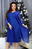Модное нарядное платье 716