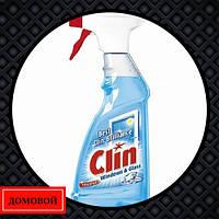 Средство для мытья стекол Clin Универсальный 500 мл (50701156)