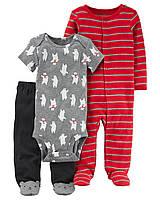 Детский комплект (3 в 1) Carters на 3 месяца