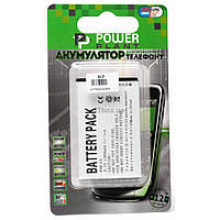 Аккумуляторная батарея PowerPlant HTC A6262, Hero 100/130, Sprint Hero, Dopod A6288, G3 (DV00DV6083)
