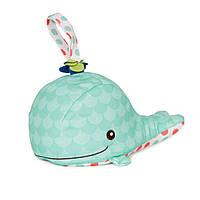 Мягкая игрушка-ночник Китенок Шшш Battat (BX1457Z)