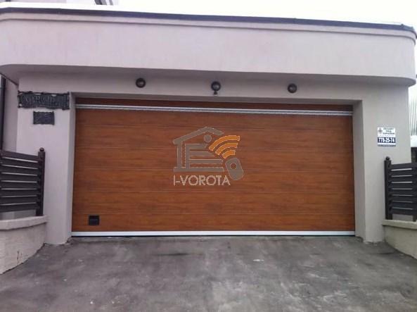 купить в украине секционные гаражные ворота